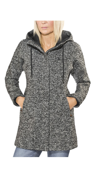 Tatonka Jemma Coat Women darkest grey